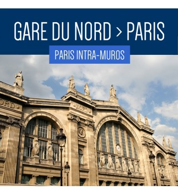 FROM GARE DU NORD