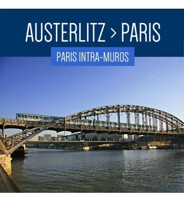 FROM GARE d'Austerlitz