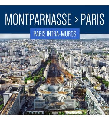 FROM GARE Montparnasse