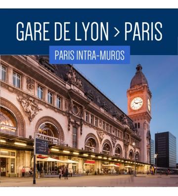 FROM GARE de Lyon