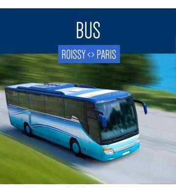 Bus ROISSY-PARIS