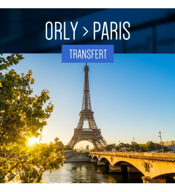 TRANSFER FROM ORLY TO PARIS