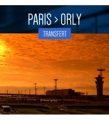 TRANSFER FROM PARIS TO ORLY