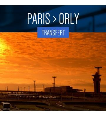 TRANSFERT DE PARIS À ORLY