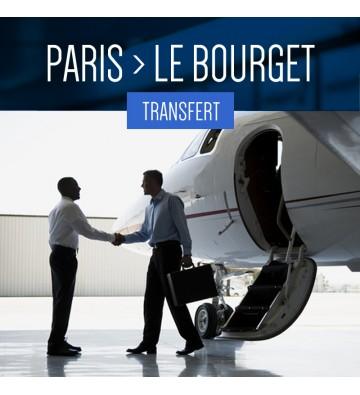 TRANSFERT DE PARIS AU BOURGET