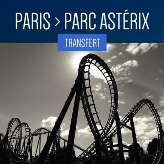 TRANSFER FROM PARIS TO ASTÉRIX
