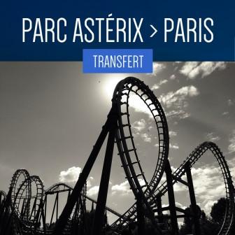 TRANSFER FROM ASTÉRIX TO PARIS