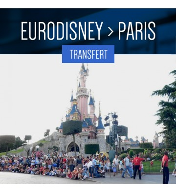TRANSFERT DE DISNEY À PARIS