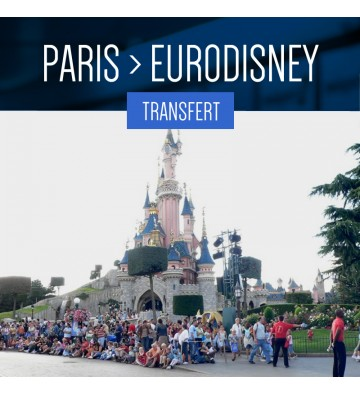 TRANSFER FROM DISNEY TO PARIS